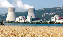 Cruas nuclear power plant