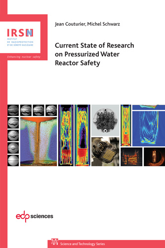IRSN book: Current state of research on pressurized water reactor safety