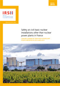 Overall assessment of safety at basic nuclear installations other than nuclear power plants in France in 2013-2014