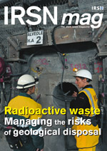 Radioactive waste: Managing the risks of geological disposal