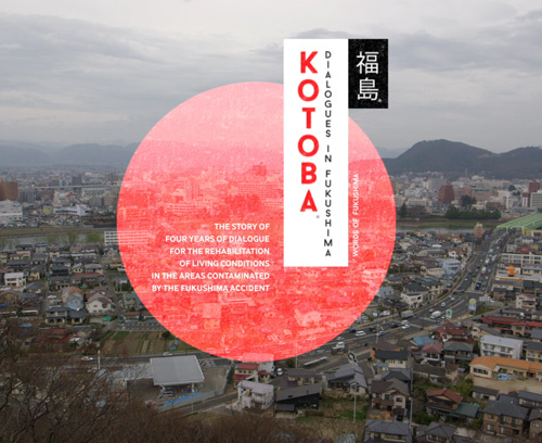 Kotoba, Dialogues in Fukushima: a webmdocumentary by IRSN
