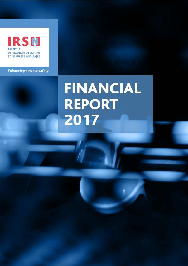 Download the PDF of IRSN Financial Report 2017