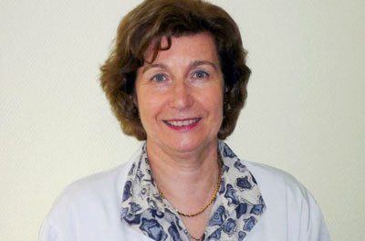 Marie-France Bellin, newly appointed Chair of the Board of Directors of IRSN