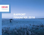 Rapport Financier IRSN 2016