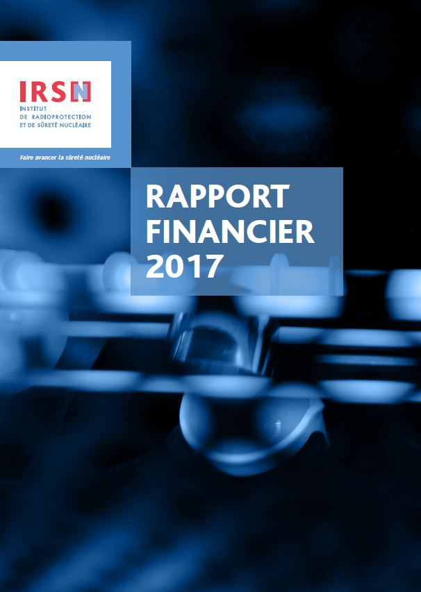 Rapport Financier IRSN 2017