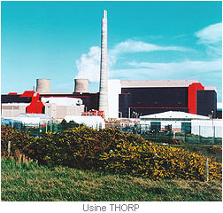 Usine thorp